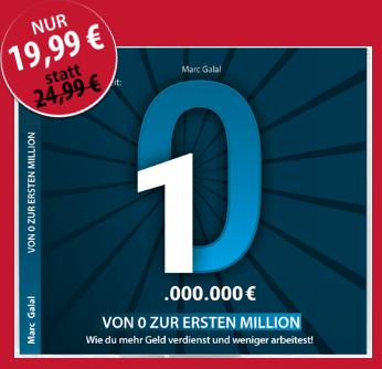 Hörbuch_Von 0 zur ersten Million