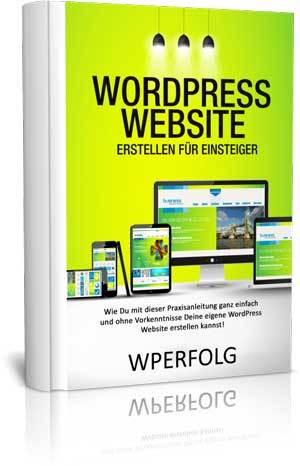WordPress-Website-Buch-mu